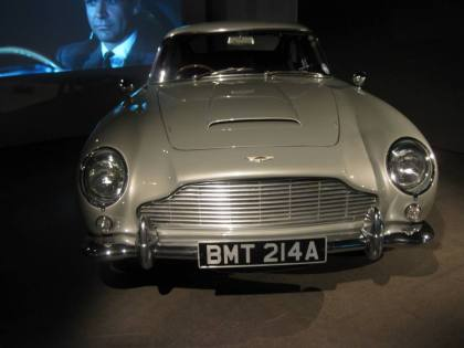 goldeneye aston martin db5