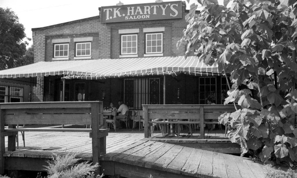 TK Harty's minla