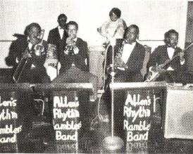 rhythm ramblers